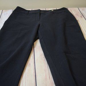 Anne Klein Black Slacks Women's Size 8
